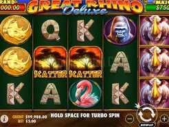 Great Rhino Deluxe Slots
